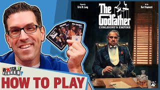 The Godfather: Corleone's Empire - How To Play