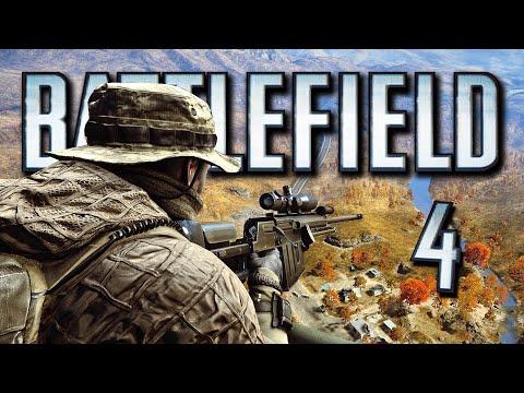 Battlefield 4 Funny Moments - Sniper Movie, Dangerous Tanks, Raging Scotsmen!