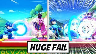 Insane Fails In Smash Bros
