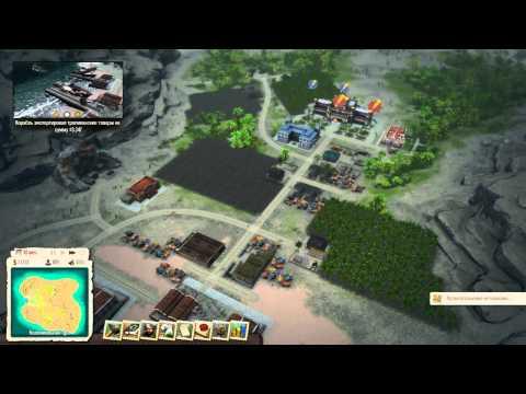 Полное прохождение Tropico 5  [Дикий тупняк] |