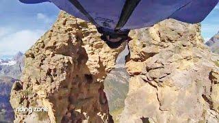 Uli Emanuele, au-delà des limites du base-jump - #RidingZone