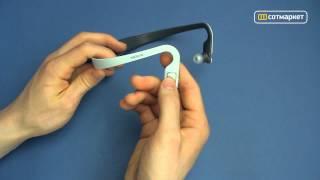 Видео обзор гарнитуры Nokia BH-505 для Lumia 920 от Сотмаркета