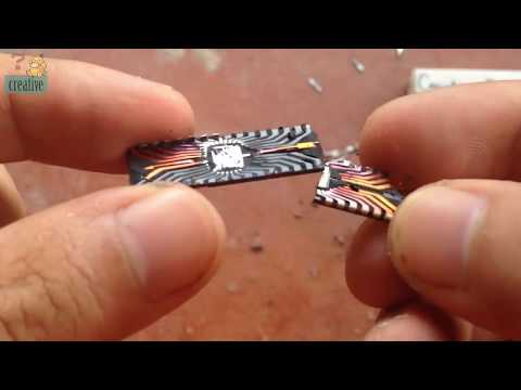 Inside IC - Integrated Circuit