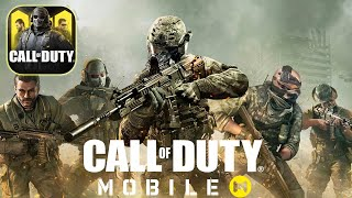 Call of Duty Mobile - THE BEST FPS Gameplay Android/ iOS
