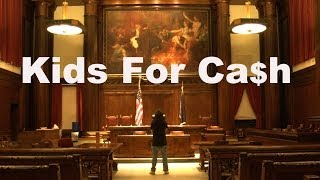 KIDS FOR CASH Documentary with Filmmaker Robert May