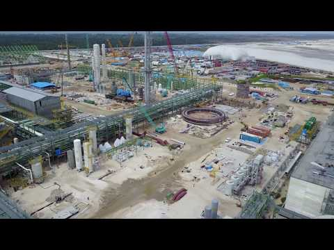 Dangote Fertilizer Plant Plant-Sept. 2017
