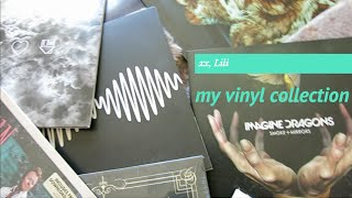 My Vinyl Collection // xx, Lili