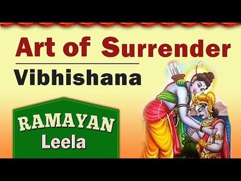 Art of Surrender | Ramayan | Rama Katha | Ramanavami Special