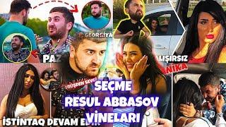 Seçmə Resul Abbasov Vineları 2018