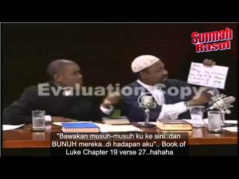Jihad Wujud Dalam BIBLE ? - Sheikh Abdullah al-Faisal VS Bishop Joseph Ade Gold (subtitle BM)