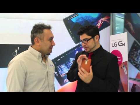 LG presenta G4