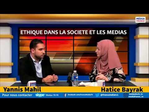 """Yannis Mahil - """"La radicalisation"""" - Média France TV"""