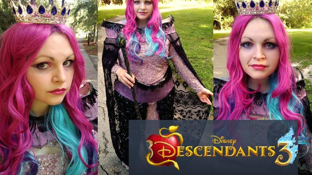 Queen Of Mean Costume Tutorial Descendants 3 Audrey
