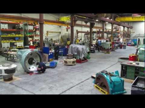 Inside the Gear Works