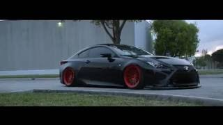 Lexus RC 350 F Sport   Far From Basic   Vossen Forged LC 105T