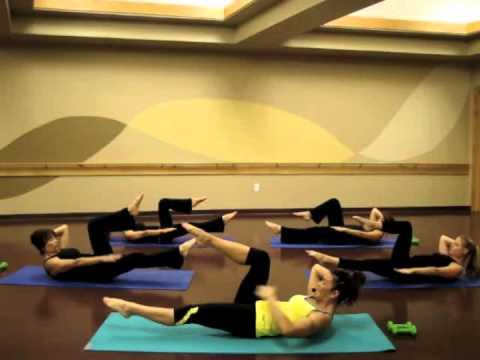 Classical Pilates Mat Class