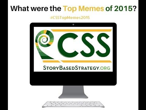 Stop The Presses! Top Memes 2015