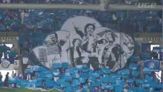 Nordkurve Gelsenkirchen: Choreo gegen den FC Augsburg