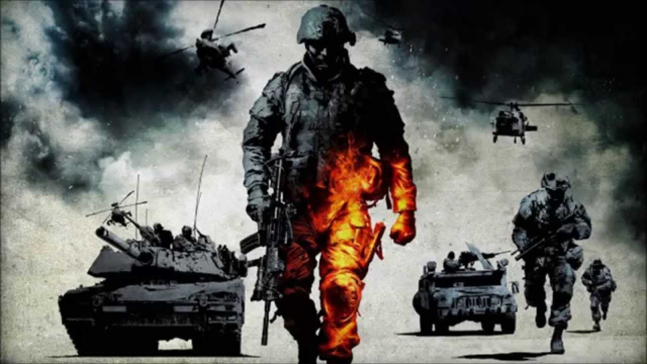 Awesome army games Wallpapers