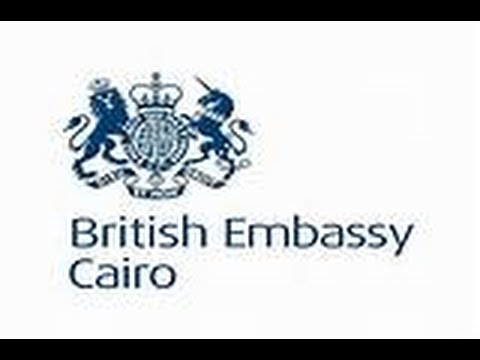 UK Embassy Closes in Cairo