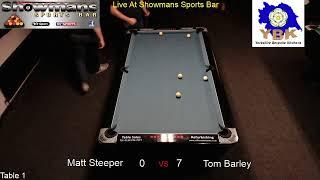 Showmans Sports Bar Live Stream