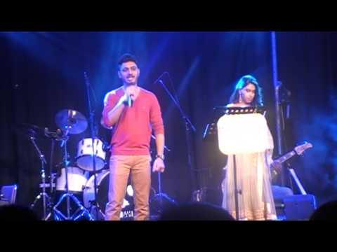Vinmeen Vthaiyil - Thegidi movie singer Abhay Jodhpurkar - Keshika Amir