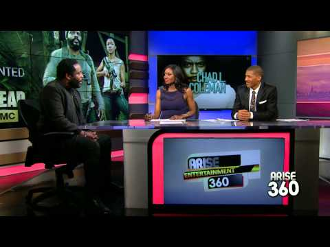 Chad L.Coleman talks the new season of