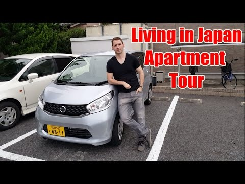 Living in Japan : Japanese Apartment Tour