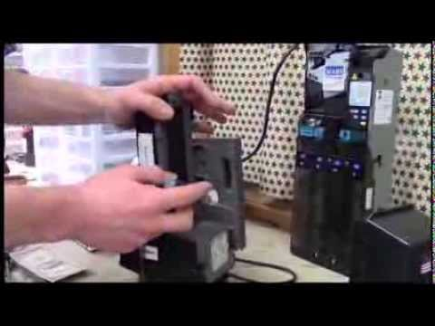 How to Access and Change the Switch Settings on Bill Acceptors