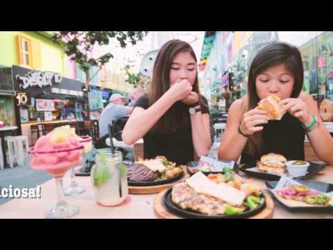 Destination Dining: Clarke Quay