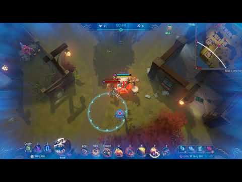 Battlerite-Royale : Mandarin Diamond 1 Rook Gameplay