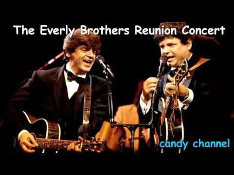 The Everly Brothers - Reunion Concert   (Full Album)