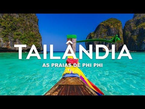 As praias de Phi Phi - Tailândia l Ep.5