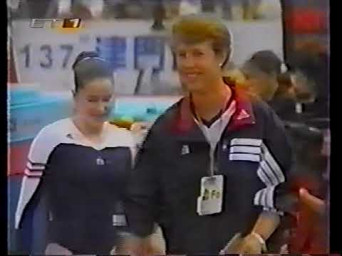 1999 World Gymnastics Championships - Women's Qualifying, Session 8 (Greek TV)