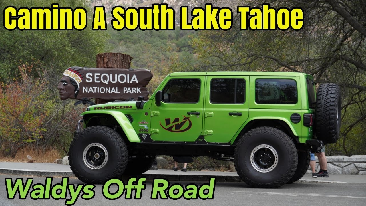 Camino a South Lake Tahoe by Waldys Off Road