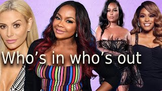 Phaedra to return to RHOA? Plus cast shake ups + Is PK RHOBH new show why home is for sale AGAIN?