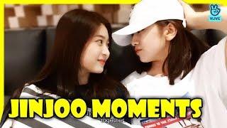 Ahn Yujin & Kim Minju - JINJOO | MINJIN MOMENTS (IZONE) [아이즈원] (안유진) (김민주)