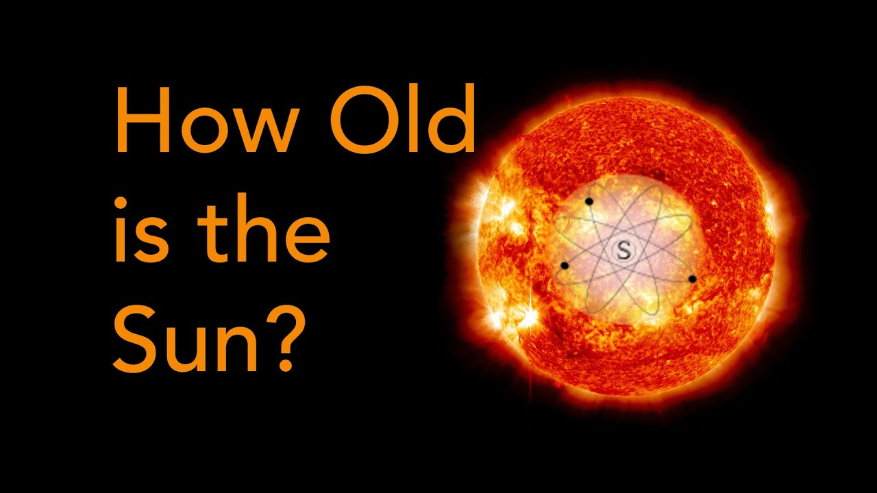 How old is the sun