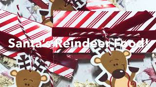 Craft Fair Series 2018-Santa's Reindeer Food!