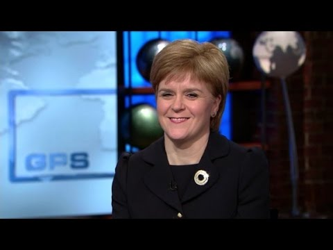 Scotland: Removal from EU against will  'unacceptabl...