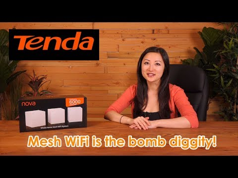 Tenda Nova Whole Home Mesh WiFi System (Model MW6): Overview + Tutorial