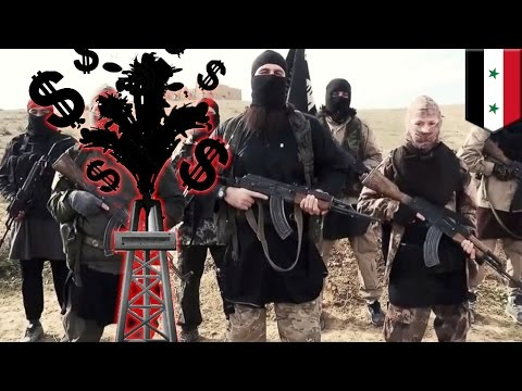 ISIS oil money: Jihadi terrorists funded by oil black market in Syria and Iraq - TomoNews