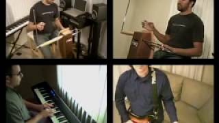 Gnarls Barkley Crazy Theremin Jam - by Randy George