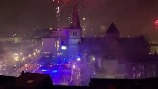Vuurwerk Heerlen 2019