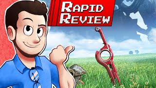 Xenoblade Chronicles - Rapid Review