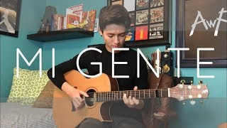 Baixar Mi Gente - J Balvin, Willy William - Cover (Fingerstyle Guitar)