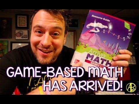 Arrive Math Games Kit Review! vlog3.37