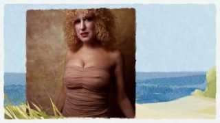 Watch Bette Midler Yellow Beach Umbrella video
