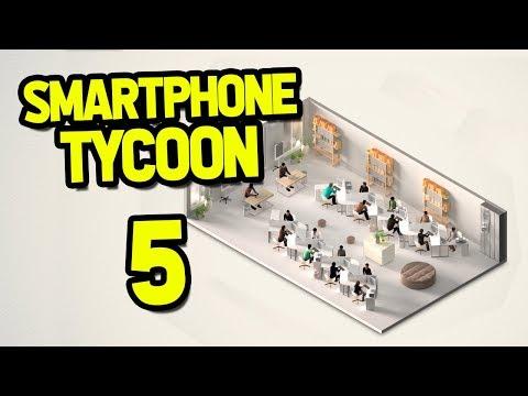 huge-new-office---smartphone-tycoon-#5
