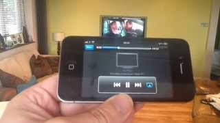 Plex On Apple TV 3rd Generation via iPhone iPad Demo - No Need To Jailbreak!